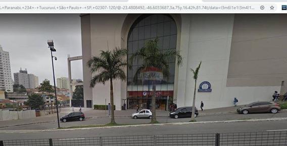Comercial À Venda, Em Frente Ao Shopping/metro Tucuruvi - Rendimento 1% - Ca0575