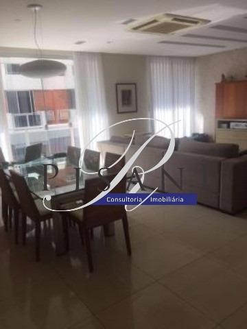 Gavea, Marques De São Vicente, Excelente Apartamento, Com Total Lazer - Ap01748