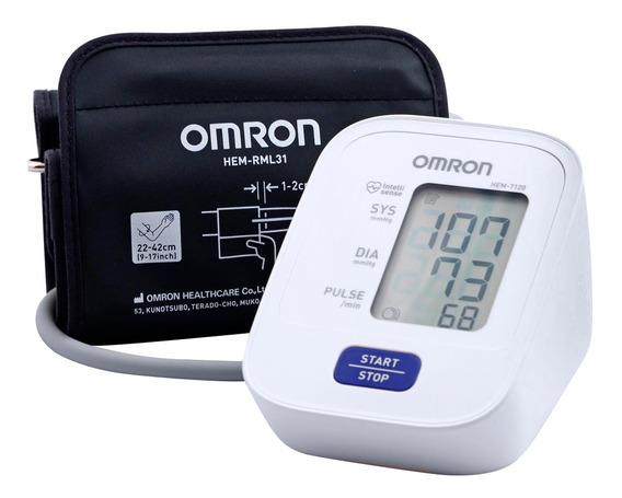 Tensiometro Digital Omron Brazo Automatico Hem 7120 Presion