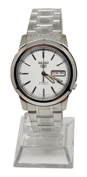 Relogio Seiko 5 Automatico Masculino - Original Nf