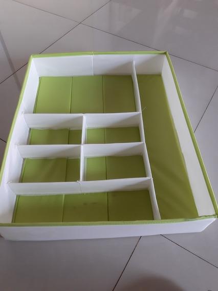 Organizador Marca Ikea Mide 41 Cm X 51 Cm X 9 Cm