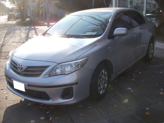 Toyota Corolla Xli 1.8 Mt 136cv Gris 2013 120000 Km