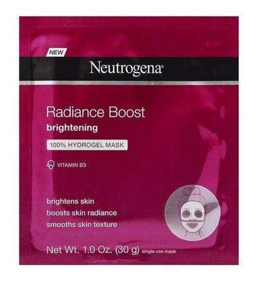 Neutrogena - Radiance Boost - Brightening - Hydrogel Mask