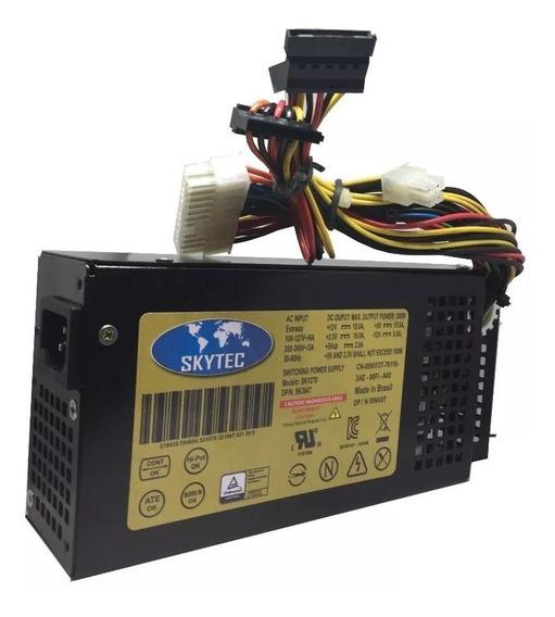 Fonte P/ Dell Inspiron 660s 3647 Sff 300w Bivolt Automatica