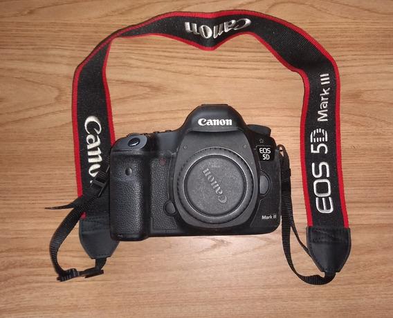 Canon 5d Mark Iii. Lente 50mm 1.8. Flash. Tripé