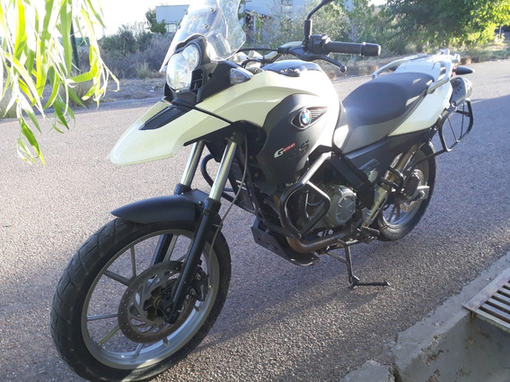 Bmw G 650 Gs 2012