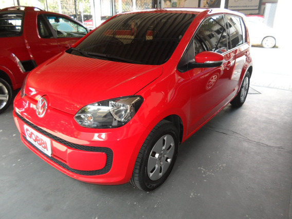 Volkswagen Up! 1.0 Tsi Move 2016 Vermelha