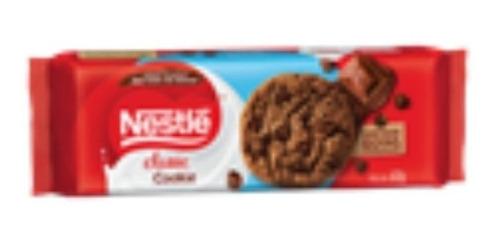 Biscoito Cookies Classic Nestlé 60 Grs