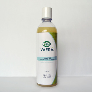 Shampoo Fortalecer Y Crecer 500 Ml, Sin Sulfatos, Caida Pelo