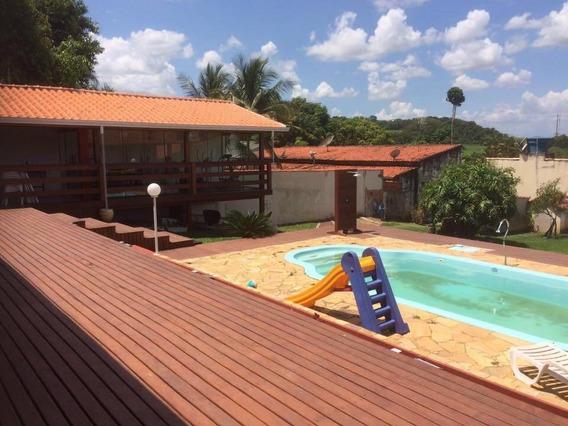 Chácara Com 3 Dormitórios À Venda, 1000 M² Por R$ 650.000 - Terras De Santa Rosa - Salto/sp - Ch0040