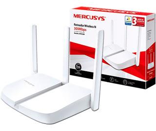 Router Inalambrico Tp-link Mercusys Mw305r 3 Antenas Wisp