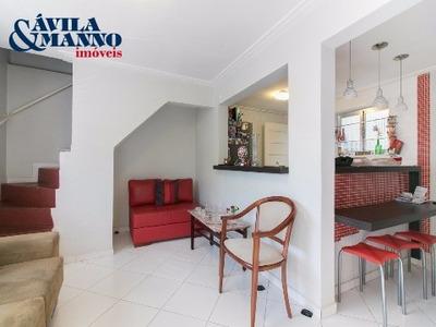 Casa Residencial Em São Paulo - Sp, Vila Prudente - Ca00843