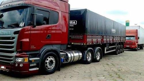 Imagem 1 de 1 de Scania 124 420