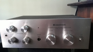 Amplificador Kenwood Stereo