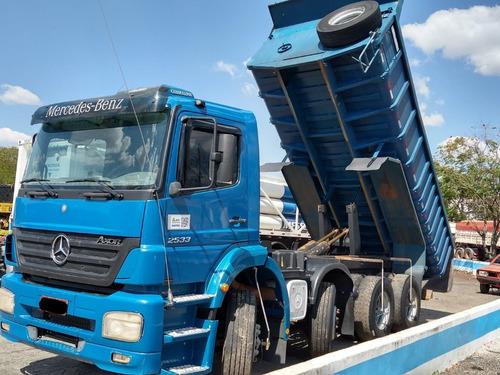 Imagem 1 de 8 de Mercedes-benz Axor 2533 Bitruck