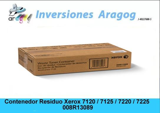 Contenedor Residuo Xerox 7120/7125/7220/7225 (008r13089)