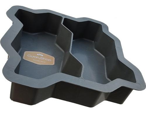Forma Dupla Para Bloquetes De Cimento