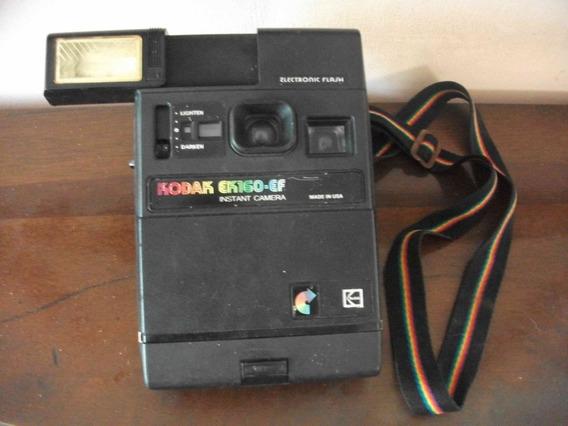 Camara Kodak Instantanea Modelo Ek160-ef Vintage Coleccion