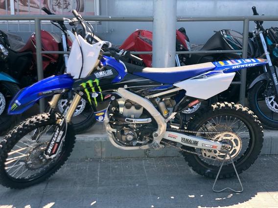 Yamaha Yzf250 2017 En Marelli Sports Entrega Inmediata