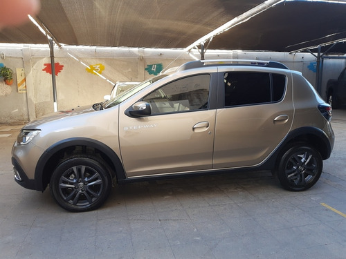 Renault Sandero Stepway 2021 1.6 16v Intense Cvt