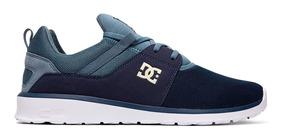 Tenis Hombre Heathrow Adys700071 Nkh Dc Shoes Azul