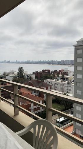 Venta Apartamento 2 Dormitorios Con Vista Al Mar Punta Del Este