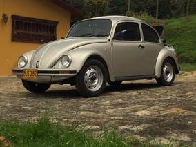 Volkswagen Escarabajo Como Nuevo