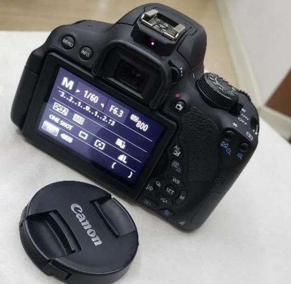 Canon T5i + 18-55 (n 70d A6000 T3i 80d Sl2 Sl3)
