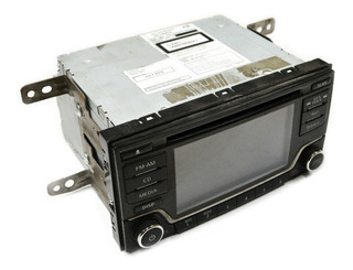Stereo Nissan Np300 16-19 Frontier 16-19 Orig Desm