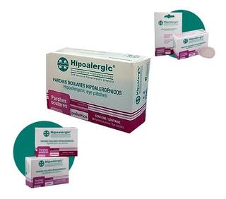 Parches Ópticos Adultos Hipoalergénicos X 100 Un