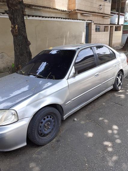 Honda Civic 1.6 Ex 4p 2000