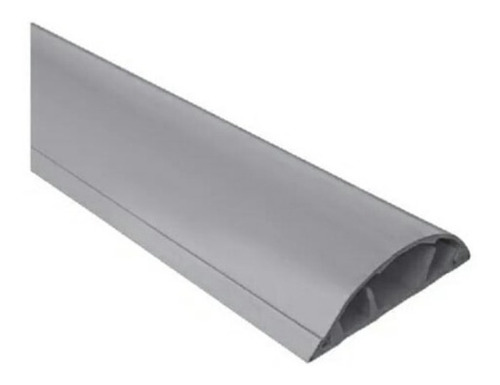 Canaleta Plastica De Piso Blanca 50x15 X 2mts