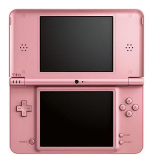 Nintendo DSi XL metallic rose