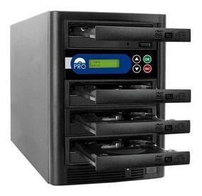 Duplicadora De Dvd E Cd Com 04 Gravadores