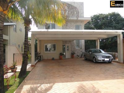 Casa À Venda No Condomínio Reserva Colonial - Valinhos /sp - Ca01622 - 34109041
