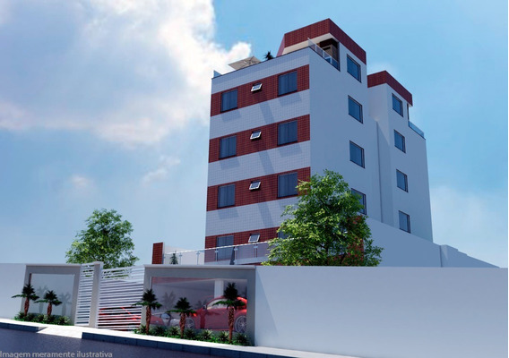 Apartamento Com 2 Quartos Para Comprar No Santa Mônica Em Belo Horizonte/mg - 14877