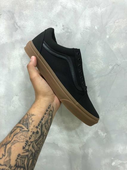 Tênis Vans Old Skool Gum/black