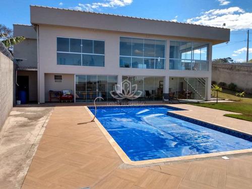 Chácara Com 4 Dorms, Bairro Do Menin, Bragança Paulista - R$ 850 Mil, Cod: Chu800 - Vchu800