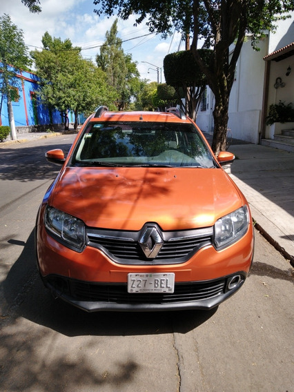 Renault Stepway 1.6 Expression Mt 2016