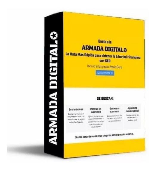 Armada Digital+orbital Curso De Seo