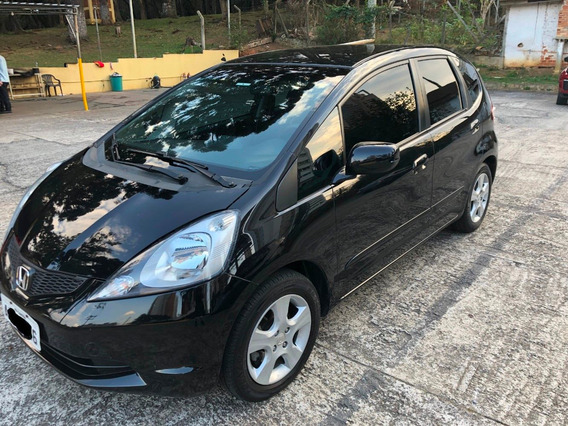 Honda Fit Lxl Flex 2011/2012 Preto
