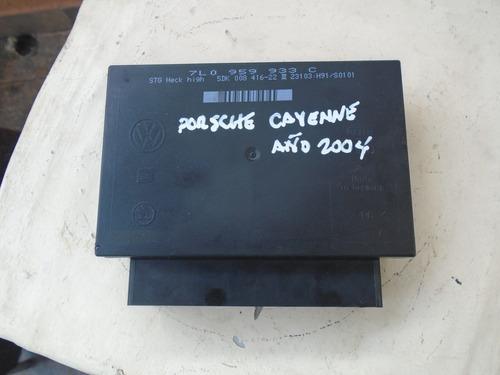 V Endo Computadora De Porsche Cayenne Año 2004
