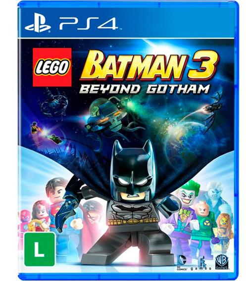 Game Lego Batman 3: Beyond Gotham - Ps4
