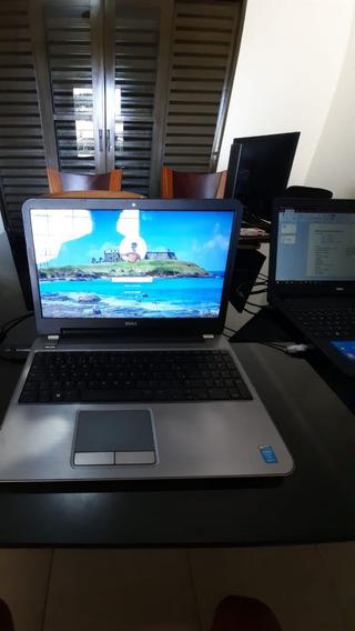 Notebook Dell Inspiron 5537 - I7 - 8 Gb Ram -troco Em Violao