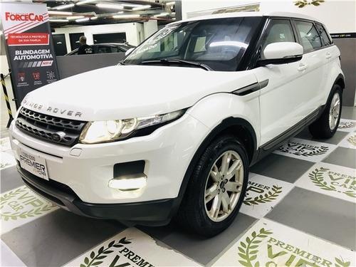 Land Rover Range Rover Evoque 2.0 Pure 4wd 16v Gasolina 4p A