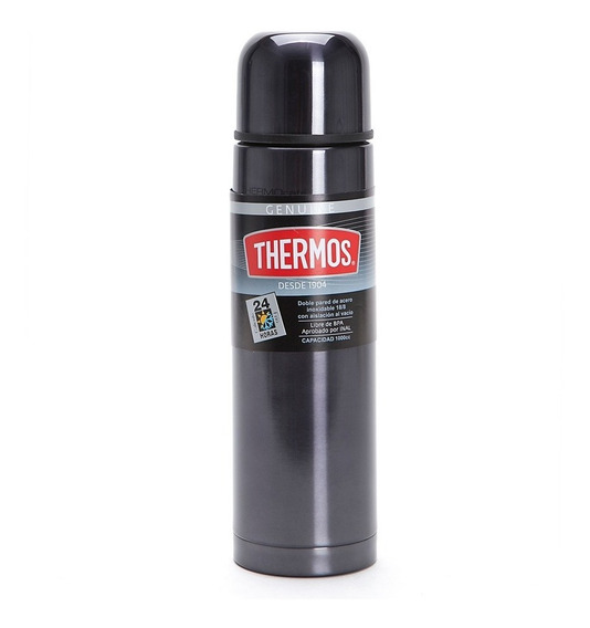 Termo Everyday 1 L Gris Oscuro Thermos