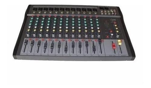 Consola De Sonido Fx-1230 E-sound  Cuotas