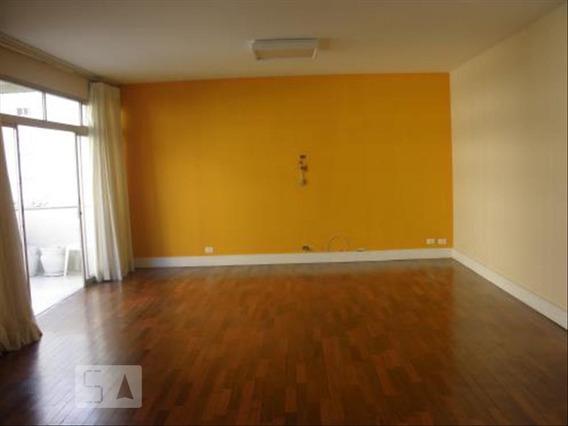 Apartamento Para Aluguel - Jardim Paulista, 3 Quartos, 190 - 892773803