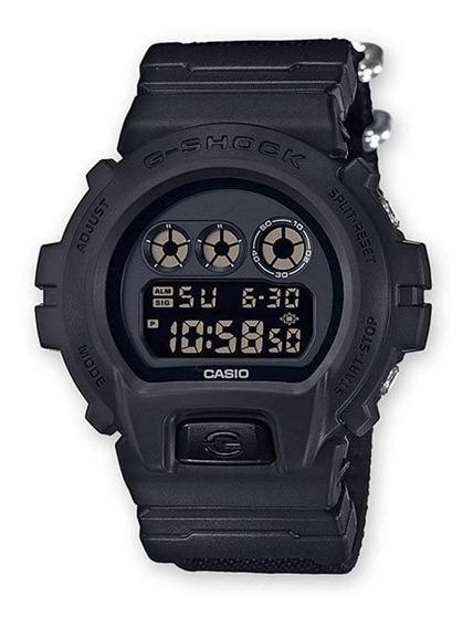 Reloj Casio G-shock Dw-6900bb-1 En Stock Original Dw6900bb-1