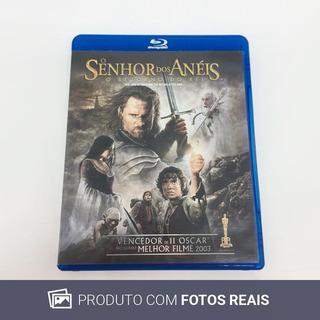 Filme Blu-ray O Senhor Do Anéis: O Retorno Do Rei Usado